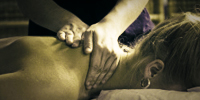 Sports Massage for women. Sports Massage in London