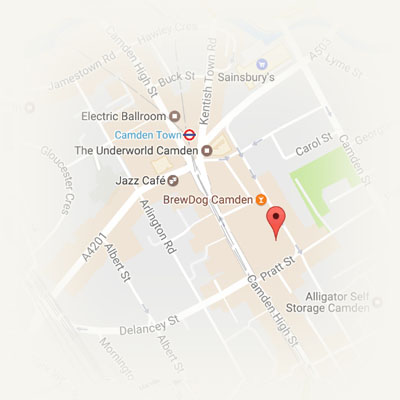 Location - Camden Town, massage in Camden Town